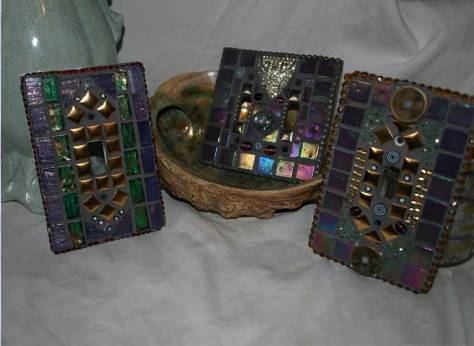 Custom switchplate covers sold.