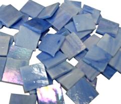 iridescent mosaic tile