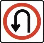 Taking a u-turn