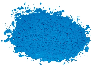 bright blue grout