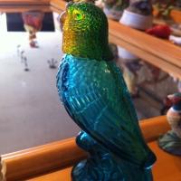 avon glass bird