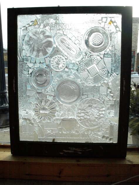 Glass Window Art