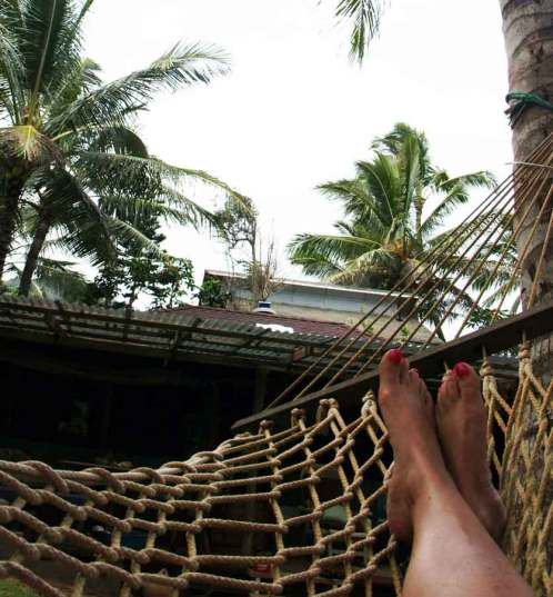 """Hammocks Have Answers""  all rights reserved © Mara Lee"