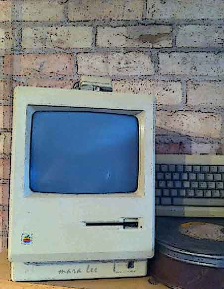 First Apple MAC