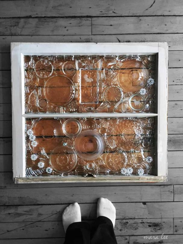 glass on glass art