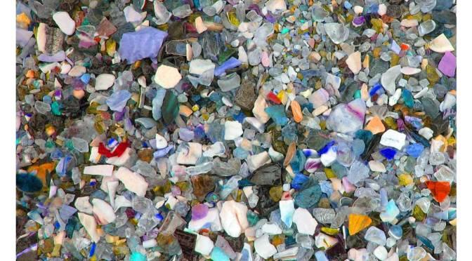 Sea Glass Beach Bucket List