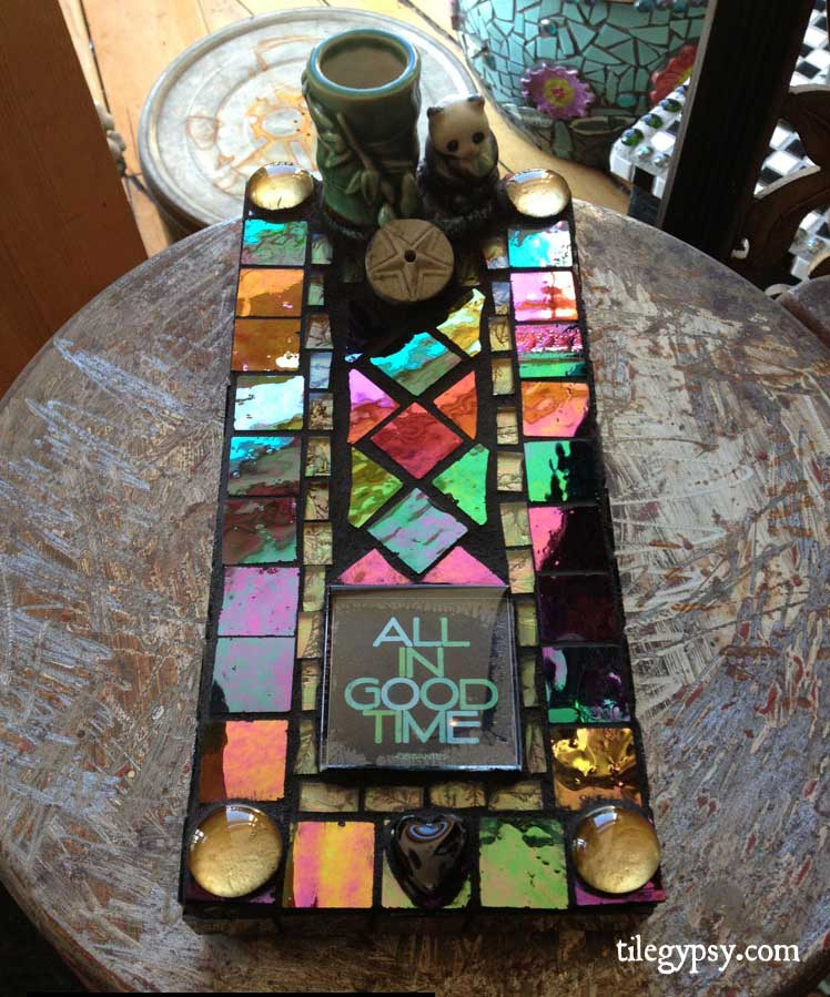 All in Good Time Incense Holder