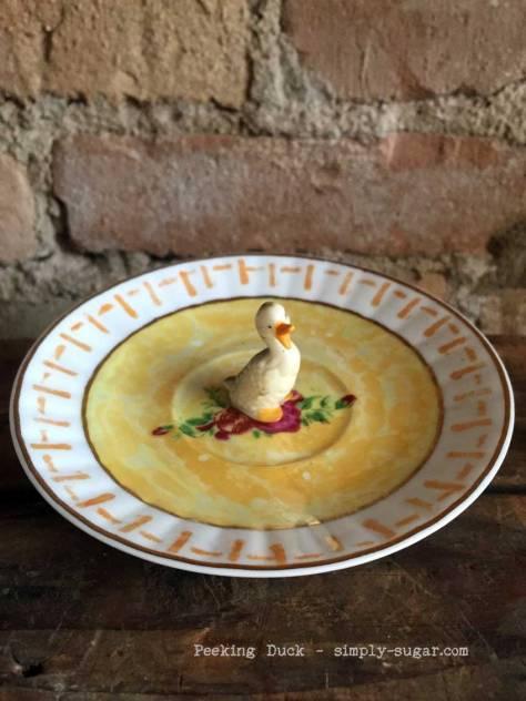 duck ring dish