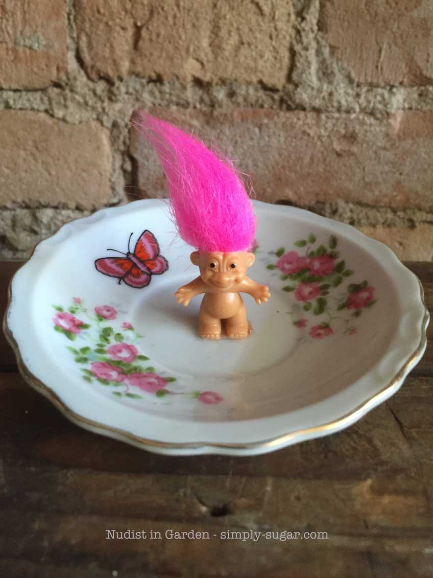 Troll Ring Dish © mara lee
