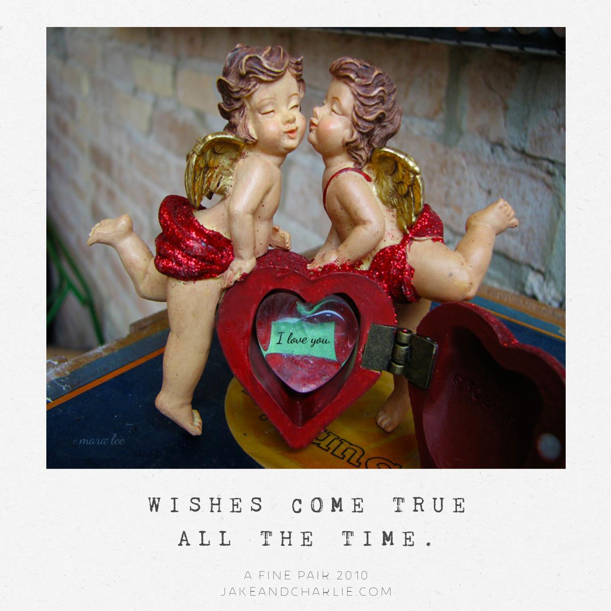 wishes © mara lee