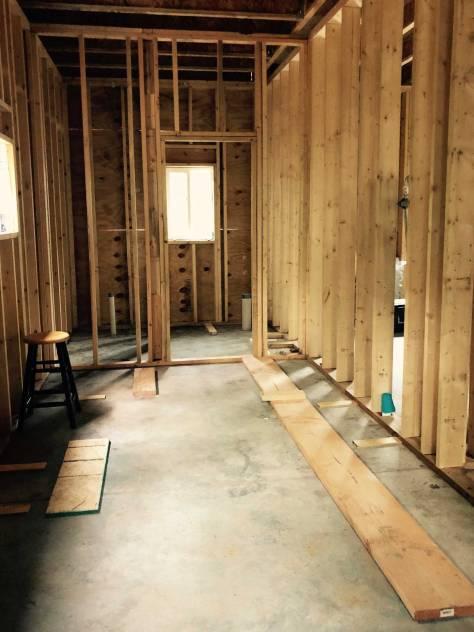 Kitchen and Bath Studio Construction